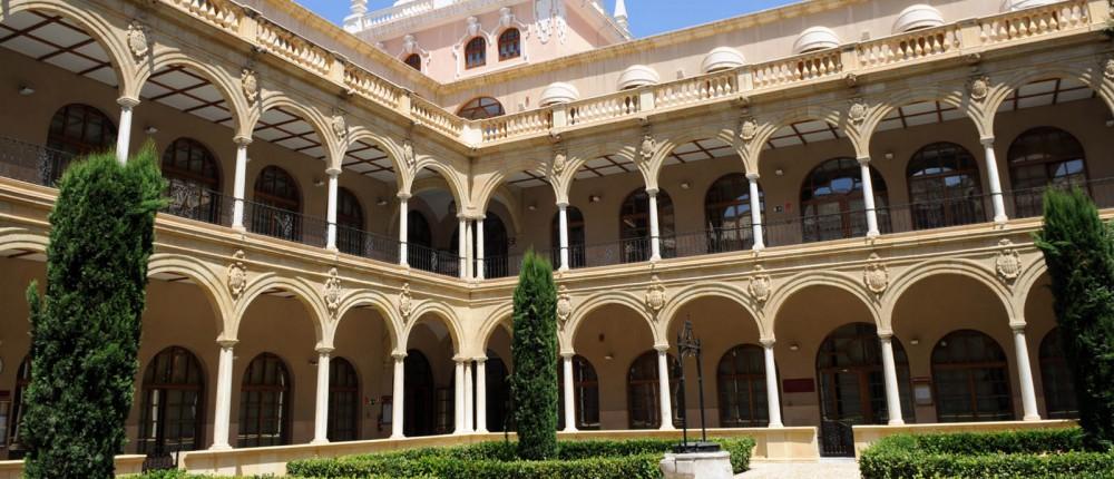 Facultad Derecho Murcia